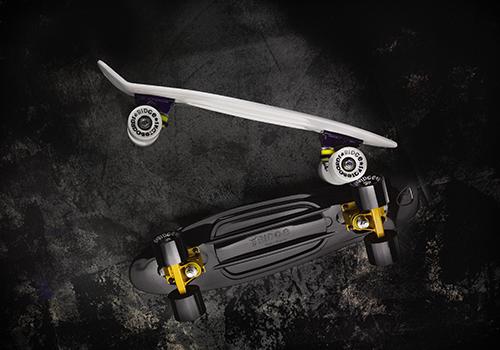 Skateboard Ridge