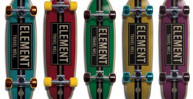 Skateboard Element